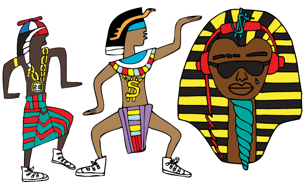 Walklike Coach 1 Old - Walk Like An Egyptian Clip Art - Free Transparent  PNG Download - PNGkey